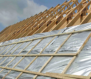 Roofing Insulation | Supply and Install | Courtney Roofing