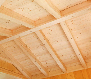 Exposed Trusses | Supply and Installation | Courtney Roofing