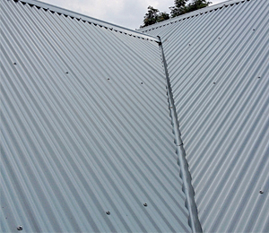 Roof Flashing and Sheeting | Best Prices and Installation | Courtney Roofing