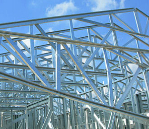 Ultraspan Roof Trusses | Supply and Installation | Courtney Roofing
